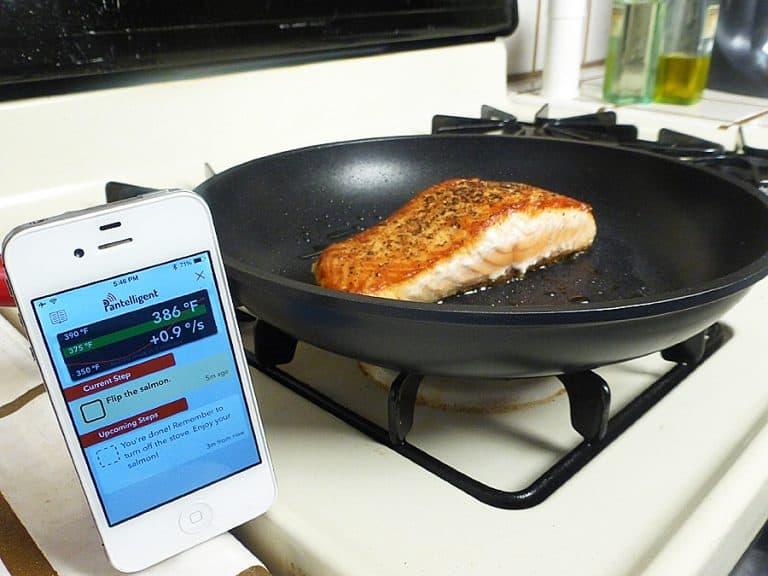 Pantelligent Intelligent Frying Pan Kitchenware