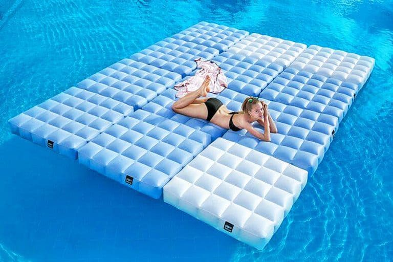 Pigro Felice Modul'Air Inflatable Sofa Set Nice Floats