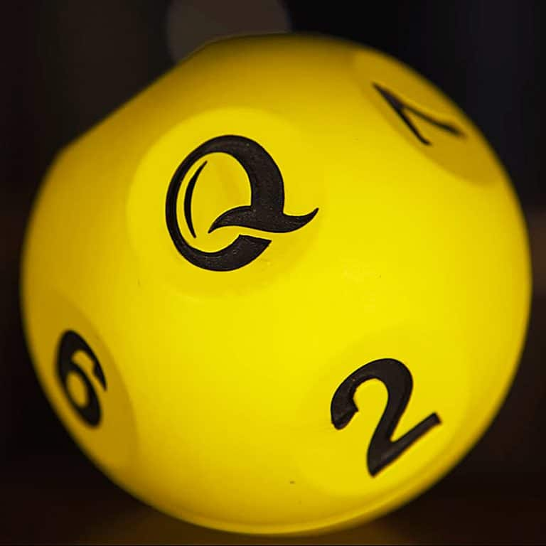 Qball Reaction Time Training Ball Gift Idea