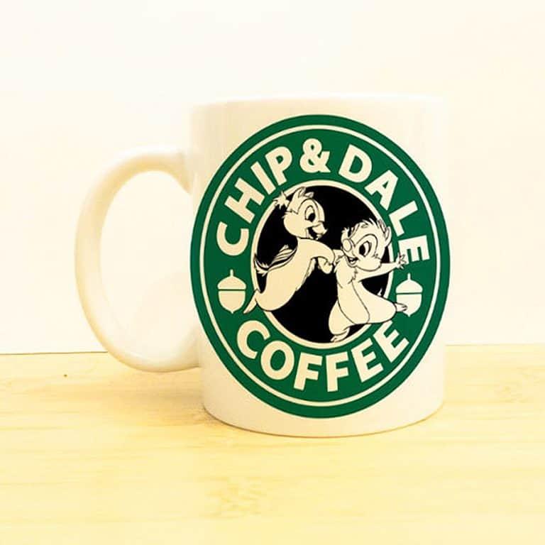 Wolf Fawn Disney Starbucks Mug Fun to Collect