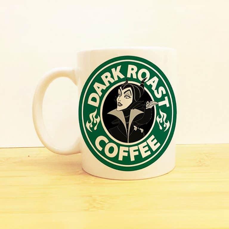 Wolf Fawn Disney Starbucks Mug Gift Idea