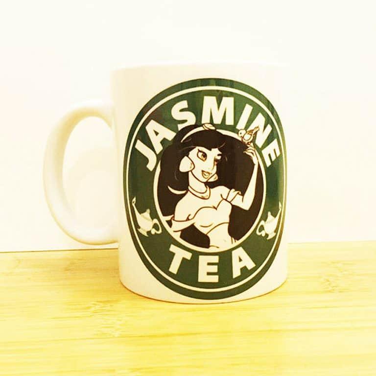 Wolf Fawn Disney Starbucks Mug Travel Mugs