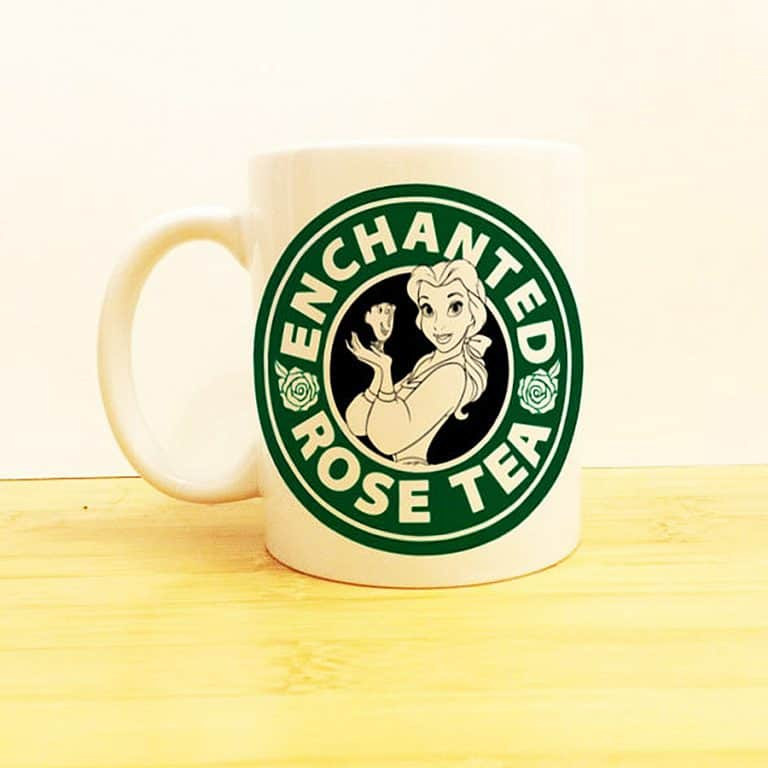 Wolf Fawn Disney Starbucks Mug for Cartoon Fanatics