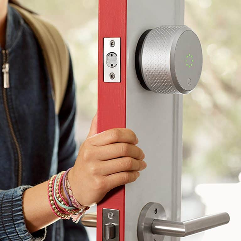 August Smart Lock HomeKit Best Buy for Household