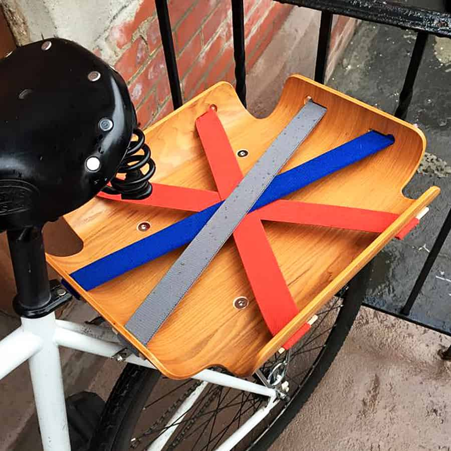 Bent Basket Cargo Rack Items Carrier