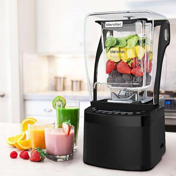 Blendtec Stealth 875 Commercial Blender Cool Christmas Gift