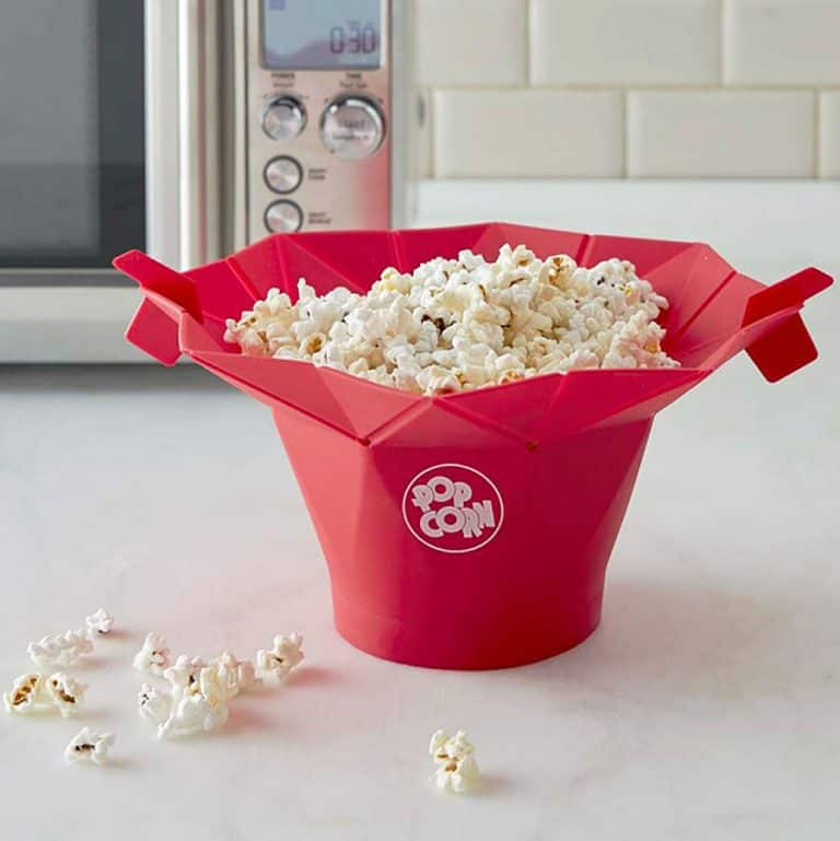 Chef'n PopTop Microwave Popcorn Popper Nice thing to buy for Celebration