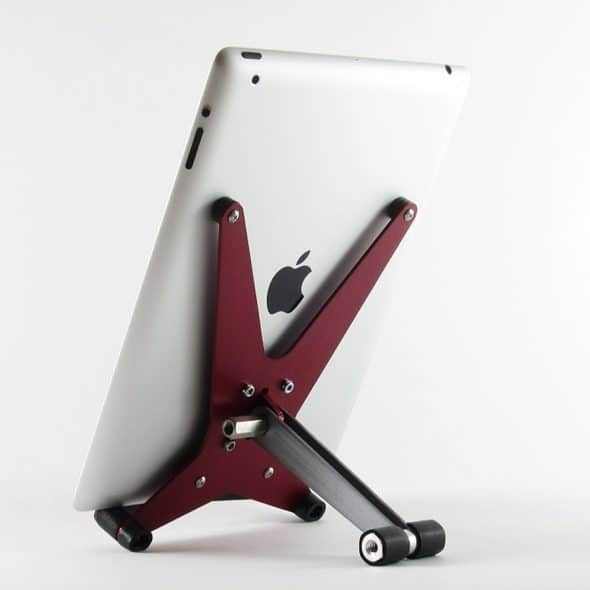 Make your iPad stand out.