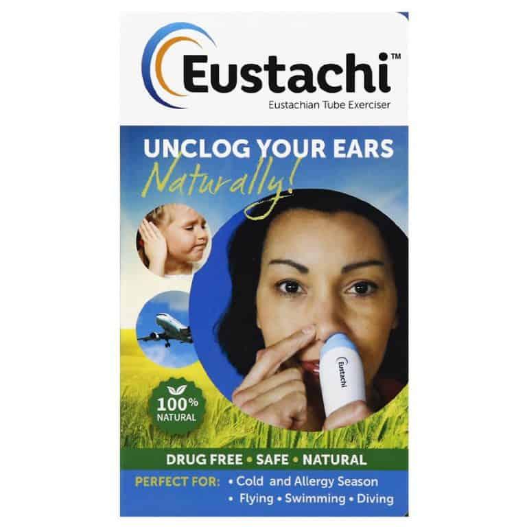 Eustachi Eustachian Tube Exerciser Unclog Ears