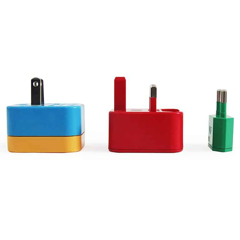 Flight 001 4-in-1 Adapter Cool Novelty Item