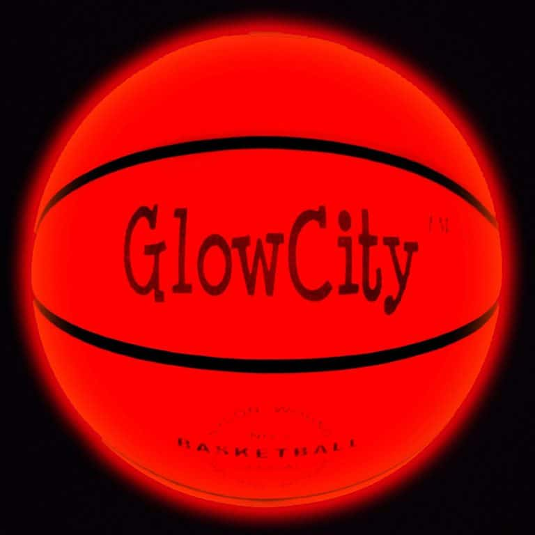 Glow City Light Up Basketball Good for Bedroom