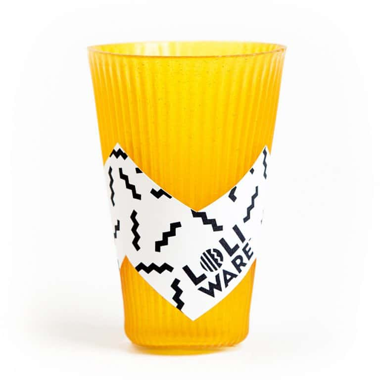 Loliware Edible Cups Cool Drinkware