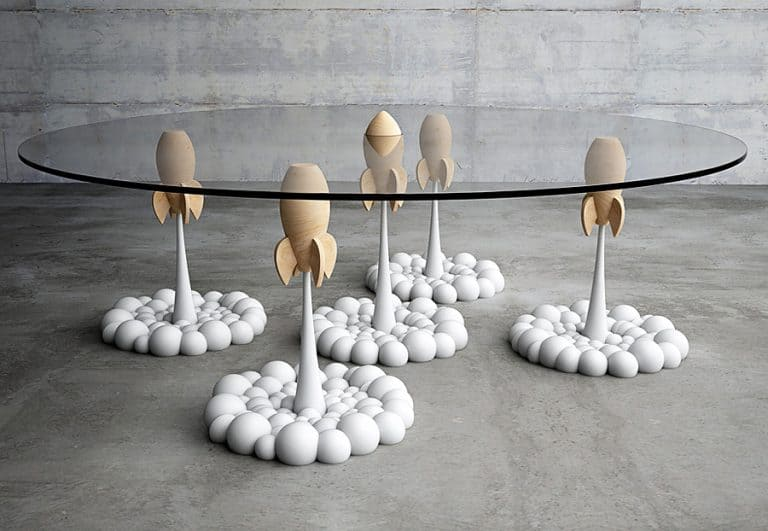 Mousarris Rocket Coffee Table Buy Online