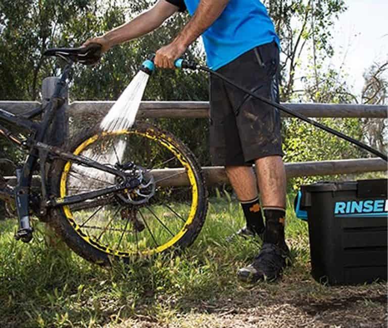 Rinse Kit Portable Sprayer Cool Cleaner