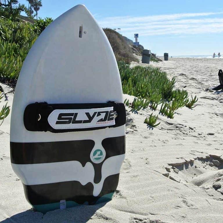 Slyde Handboards Racketeer Wedge Handboard Good for Beach Goers