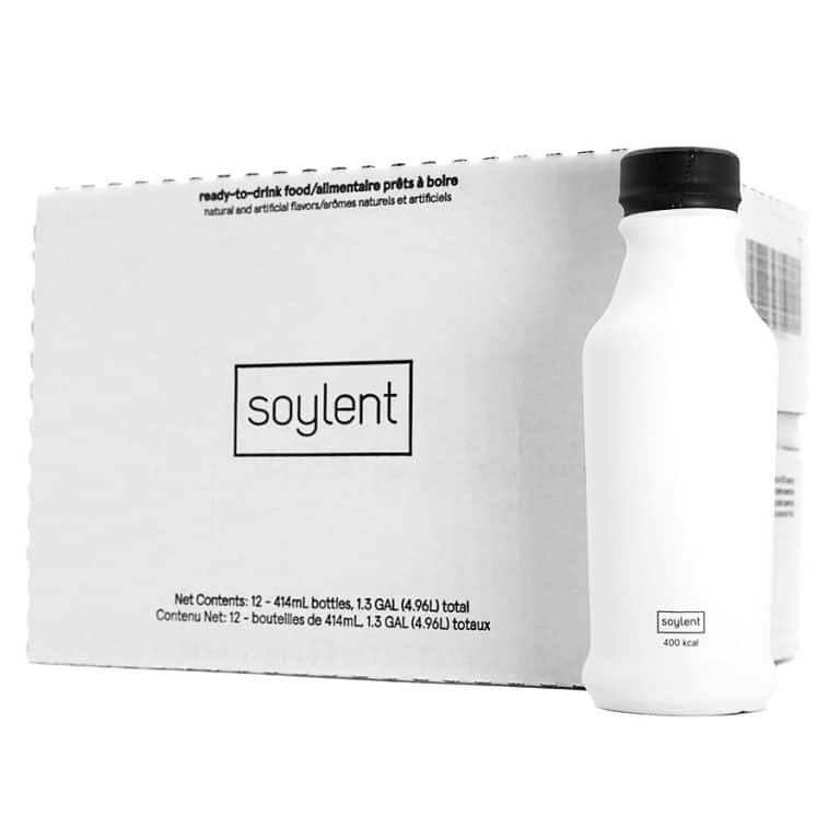 Soylent Ready To Drink Food Nice Product for Body Builders