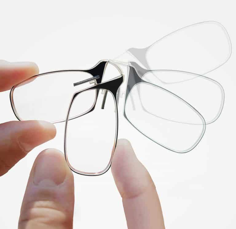 Thin Optics Reading Glasses Awesome Item for Good Vision