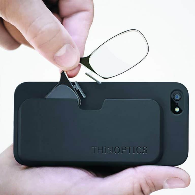 Thin Optics Reading Glasses Cool Novelty Item