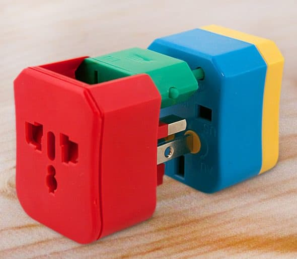 Travel 001 Travel Adapter Gadget for Traveler