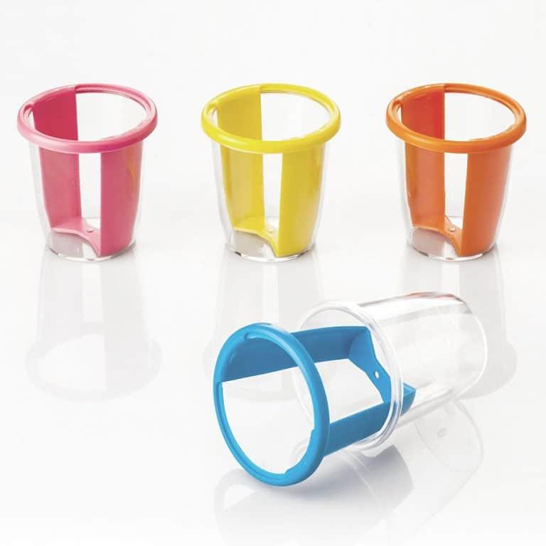 Twisting Jello Shot Plastic Cup Fun way to eat Jellos