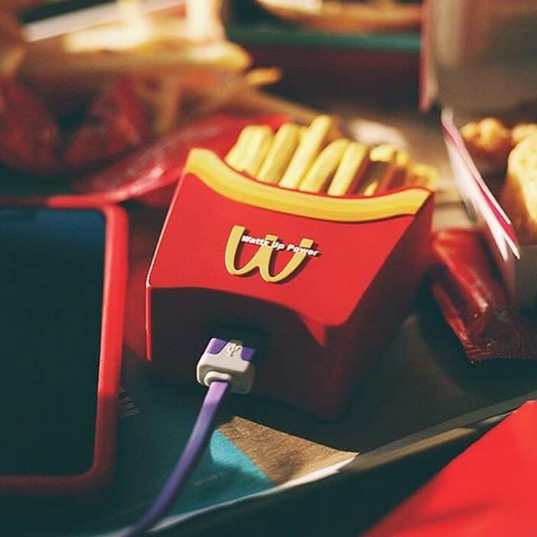 Wattzup Fry Or Die Portable Power Bank Good Deal Electronic Device