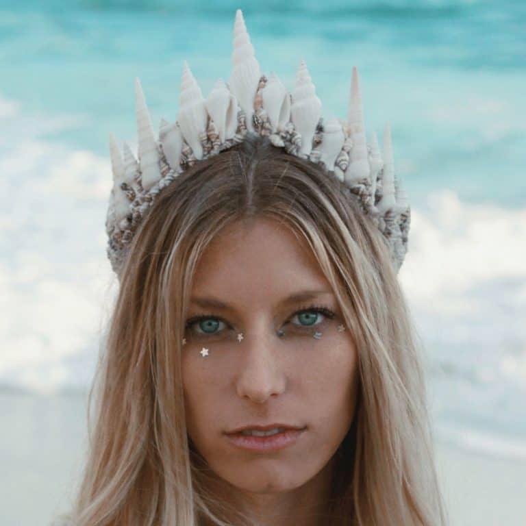 Wild & Free Jewelry La Jolla Mermaid Tiara Nice Accessory