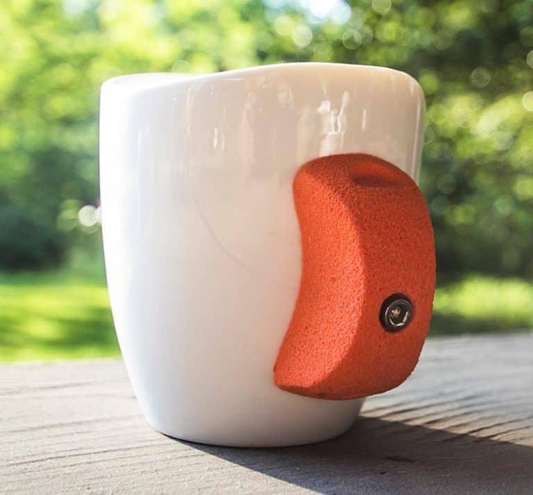 Climbergoods Rock Climbing Mug Nice Corporate Give aways