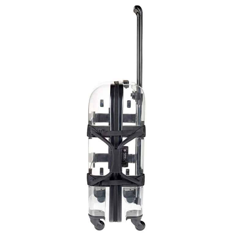 Crumpler Vis-a-Vis Clear Luggage Heavy Duty Zip