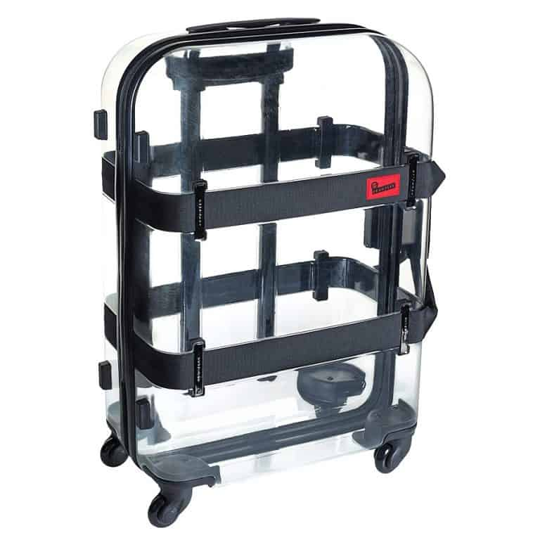 Crumpler Vis-a-Vis Clear Luggage Lightweight