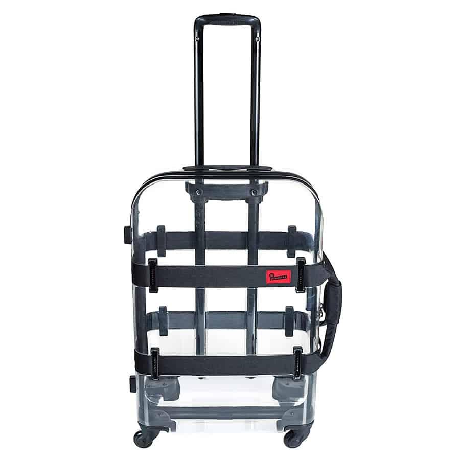 crumpler vis a vis clear luggage noveltystreet. Black Bedroom Furniture Sets. Home Design Ideas