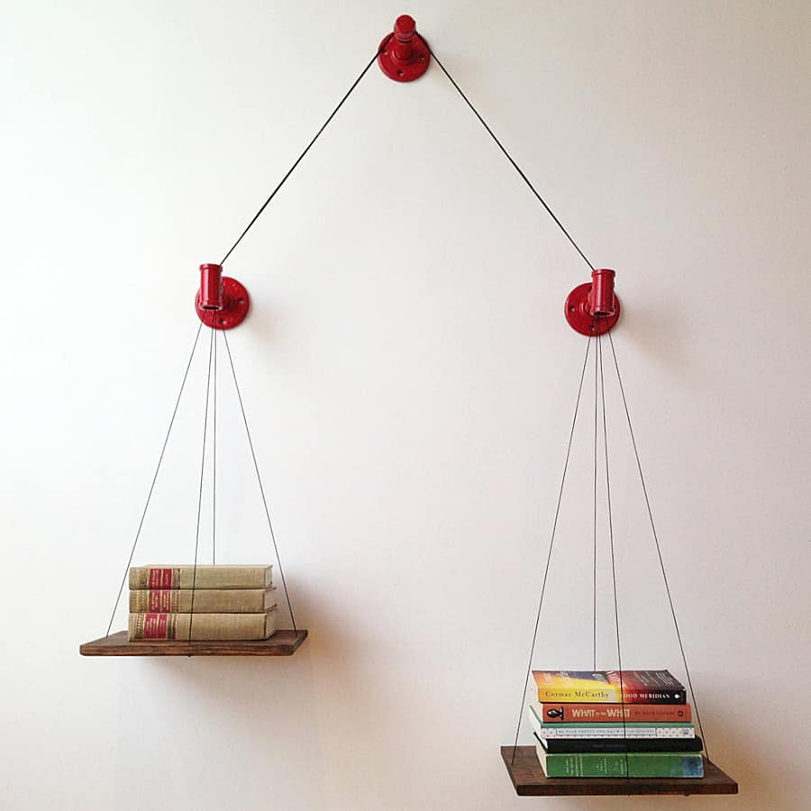 Balance your reading.
