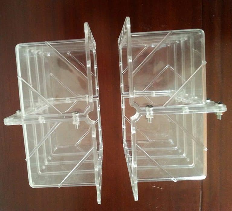 Fruit Mould Square Watermelon Mold Do It Yourself Material