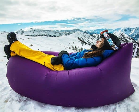 Lamzac The Original Inflatable Lounger Online Shopping