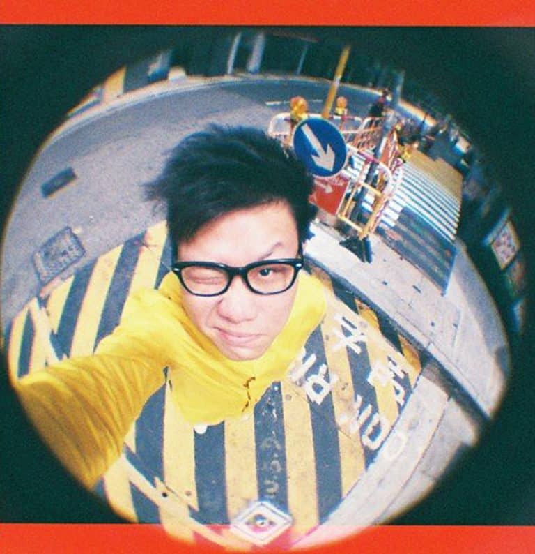Lomography Fisheye Baby 110 Handy Cam