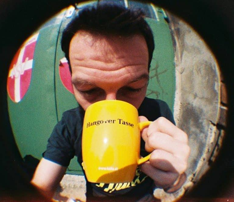 Lomography Fisheye Baby 110 Wide Depth of Field