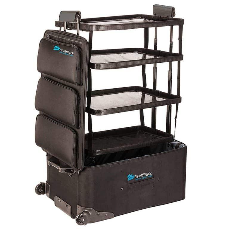 McKaba Luggage ShelfPack Super Organized Storage