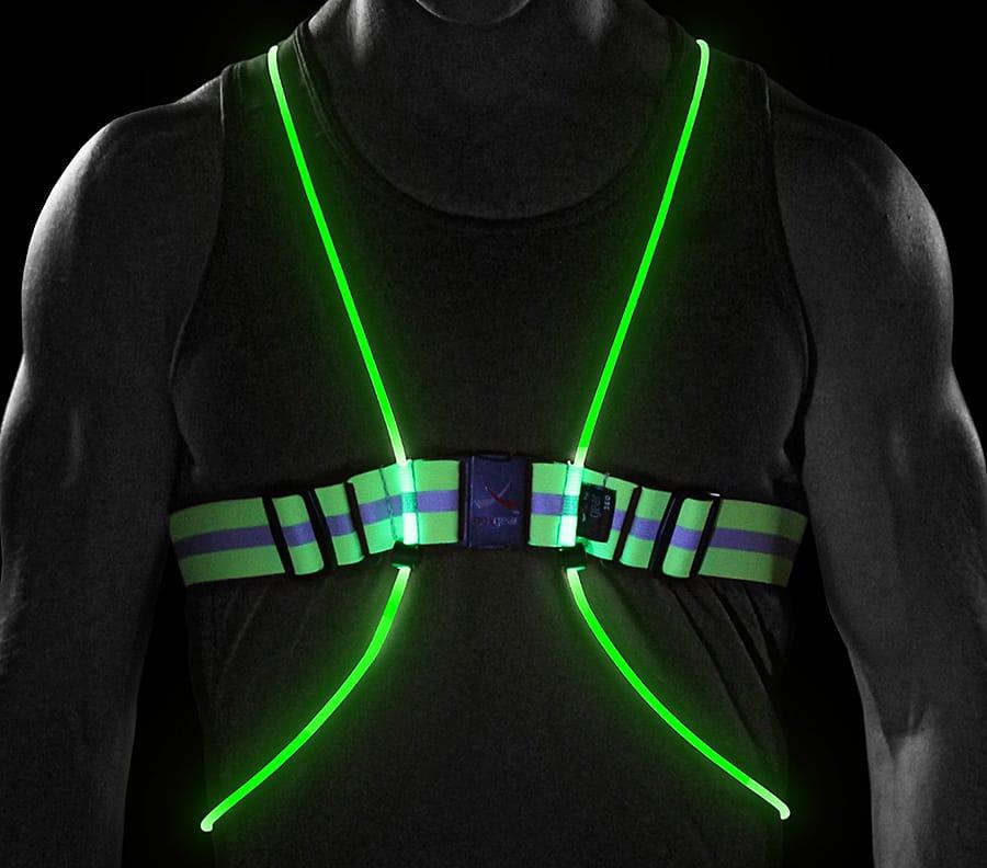 Noxgear Tracer360 Visibility Vest Highly Adjustable