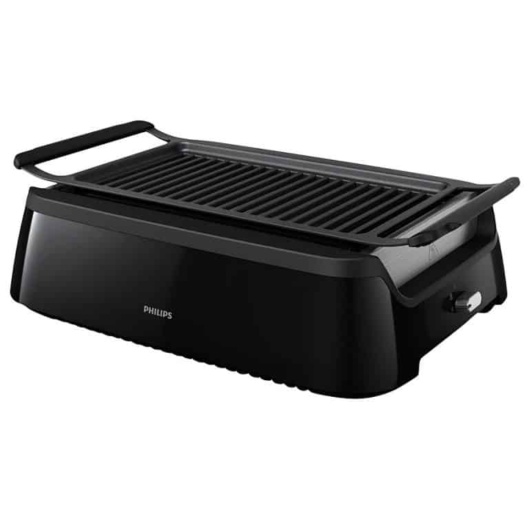 Philips Smoke-less Indoor Grill Non Stick Grid