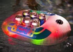 Pool Candy Illuminated Drink Boat Present Idea