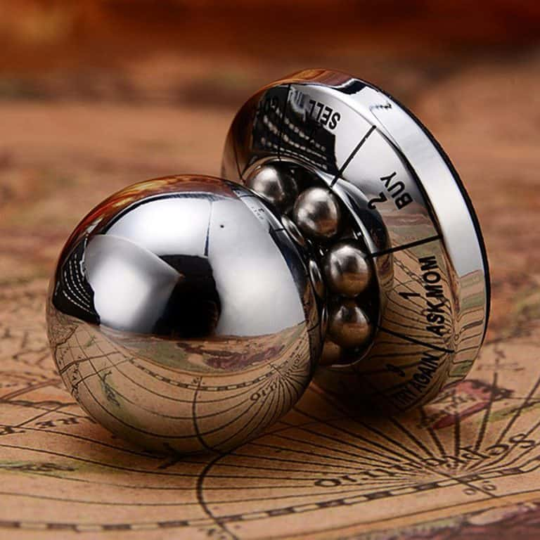 Rolling Ball Decision Maker Novelty Item