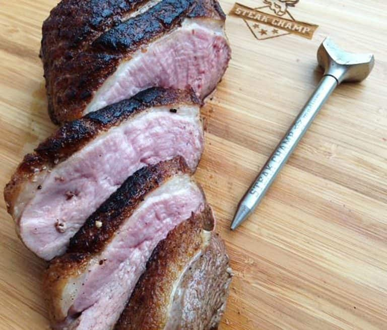 Steak Champ The Ultimate Steak Thermometer Best Buy Item