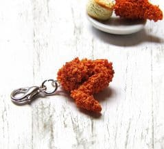 Always bring with you a reminder of how delicious a fried chicken is.