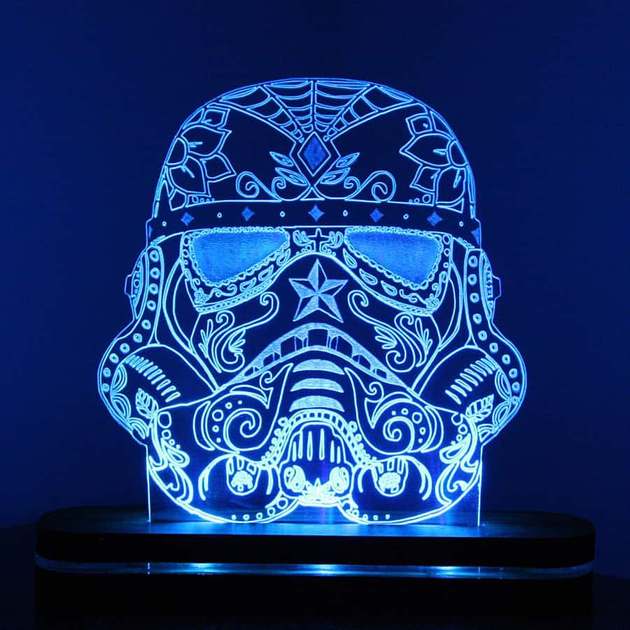 Light up the dark side.