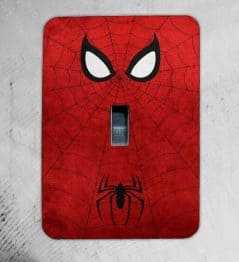 Your friendly neighborhood light switch cover.