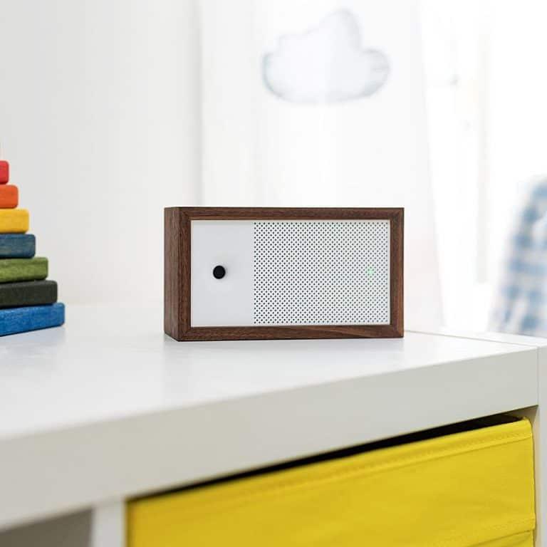 Awair Smart Air Quality Monitor Phone Compatible