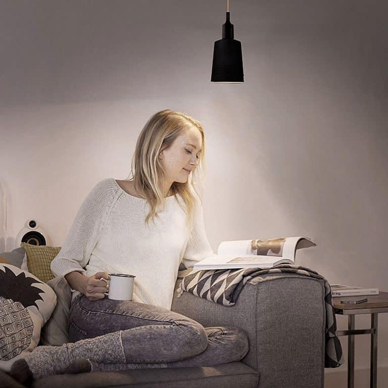 Beam Smart Projector Reading Light