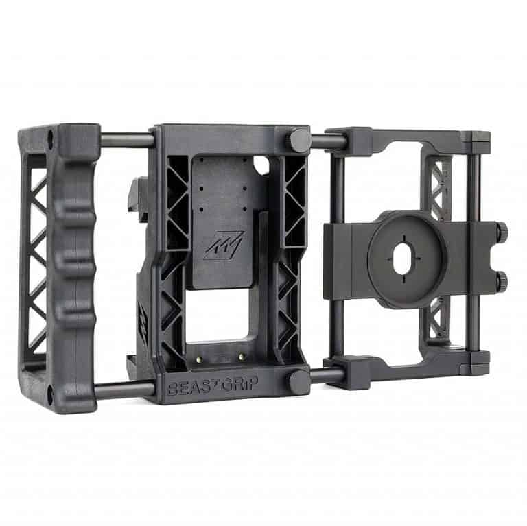 Beastgrip Universal Lens Adapter & Rig System for Smartphones Ergonomic Handle