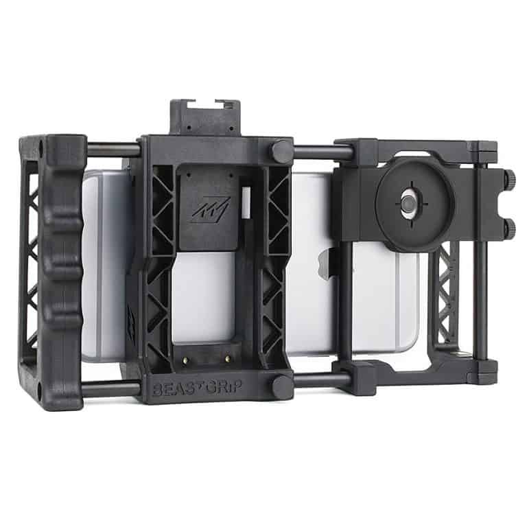 Beastgrip Universal Lens Adapter & Rig System for Smartphones Standard 37mm Threaded Mounts