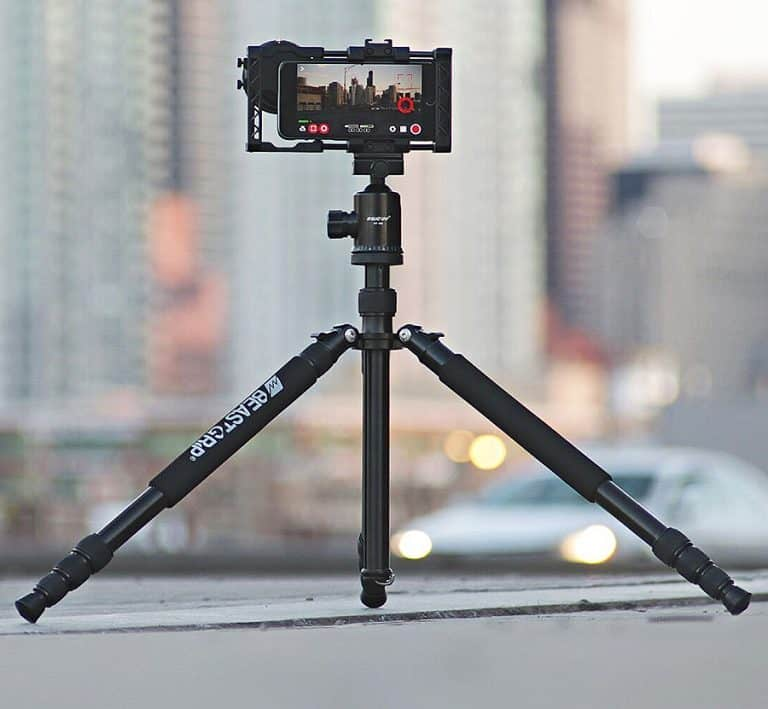 Beastgrip Universal Lens Adapter & Rig System for Smartphones Tripod Mount Unit