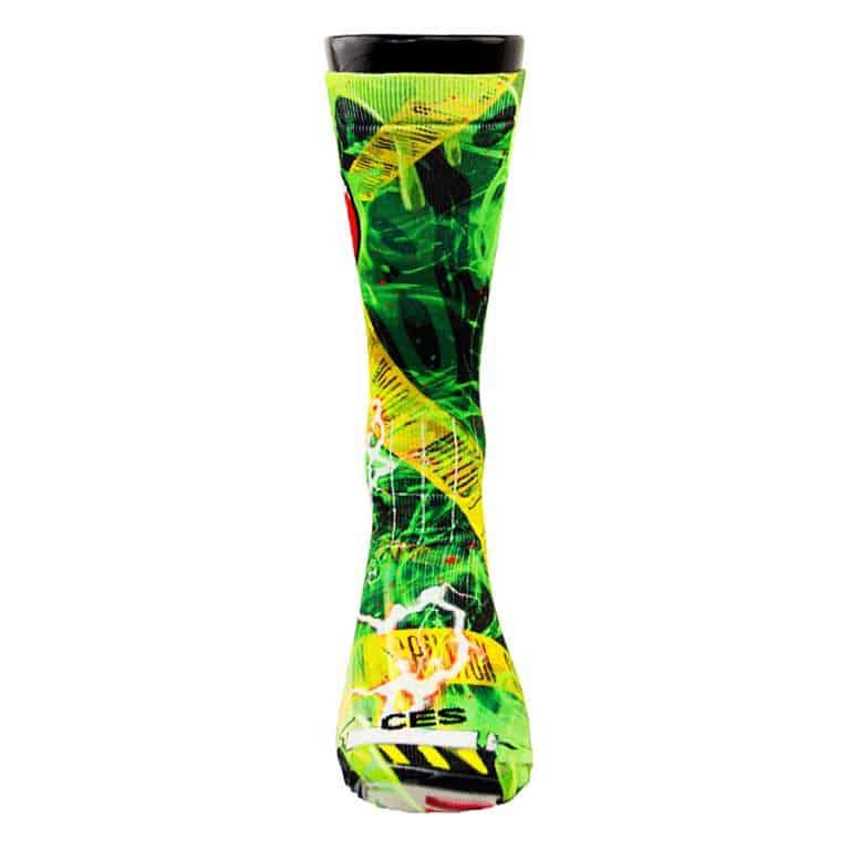 Customize Elite Socks Proton Pack Socks Polyester Cotton